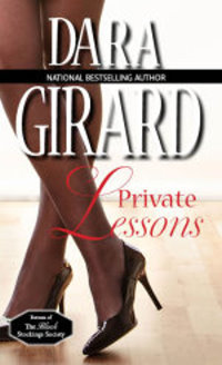 Cover of Private Lessons by Dara Girard