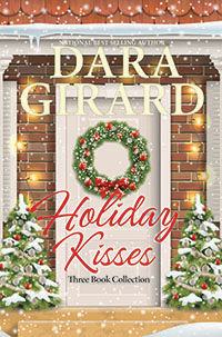 Cover of Holiday Kisses by Dara Girard