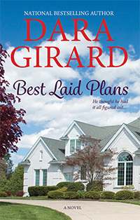 Cover of Best Laid Plans by Dara Girard